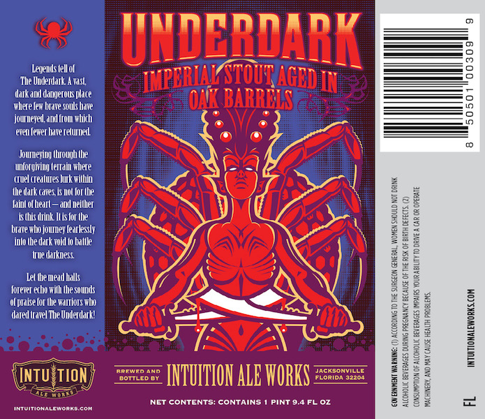 Intuition Ale Works Underdark