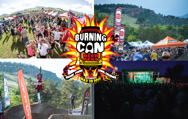 Oskar Blues Burning Can 2015
