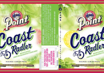 Point Brewing Coast Radler