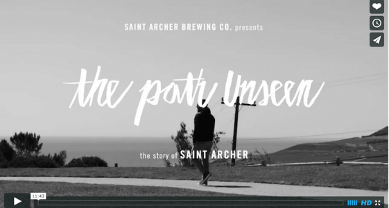 Saint Archer The Path Unseen