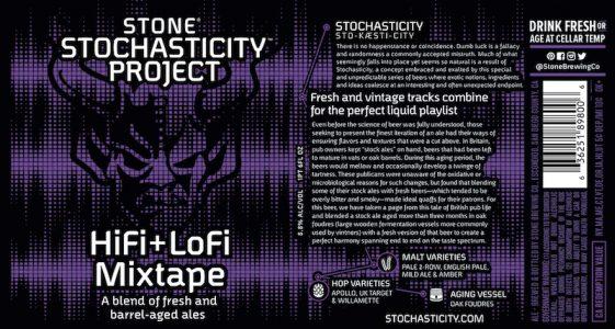 Stochasticity Project HiFi LoFi Mixtape