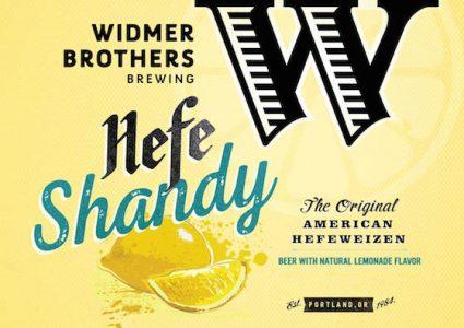 Widmer Hefe Shandy