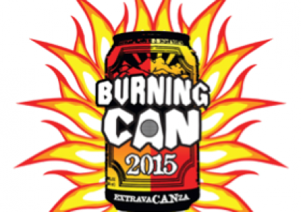 Oskar Blues - Burning Can 2015