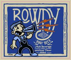 Berghoff Rowdy Root Beer