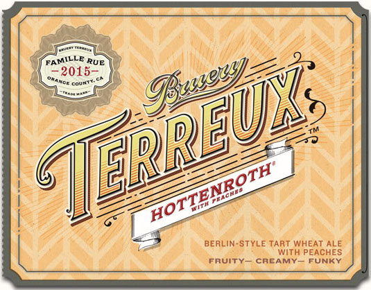 Bruery Terreux Hottenroth Peaches
