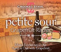 Crooked Stave Petite Sour Grapefruit Radler