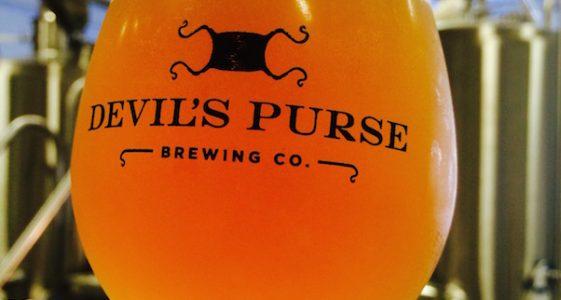 Devil'sPurse Mandarina Table Beer