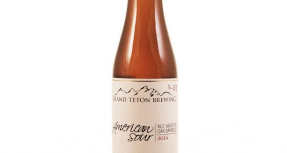 Grand Teton American Sour 2014