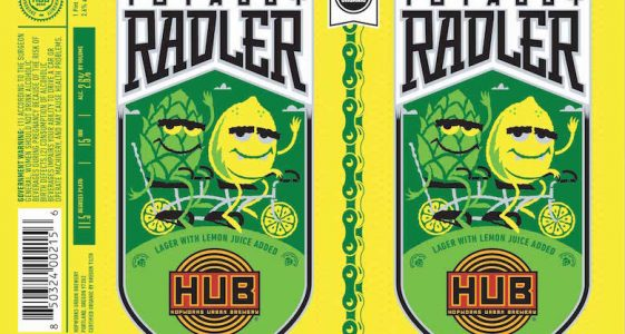 Hopworks Totally Radler