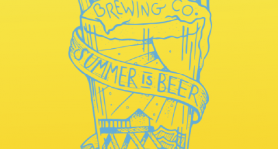 King Harbor Brewing Co. - Summer is Beer