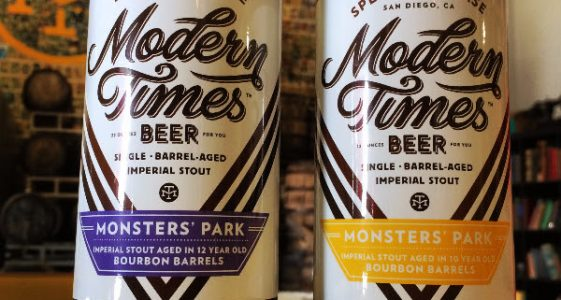 Modern Times Monsters' Park
