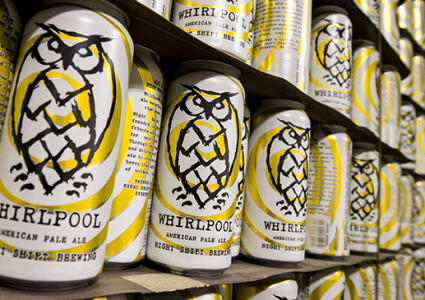 Night Shift Brewing - Whirlpool Pale Ale (Cans)
