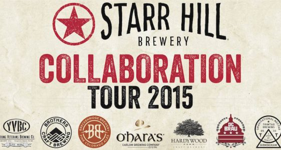 Starr Hill Collaboration 2015