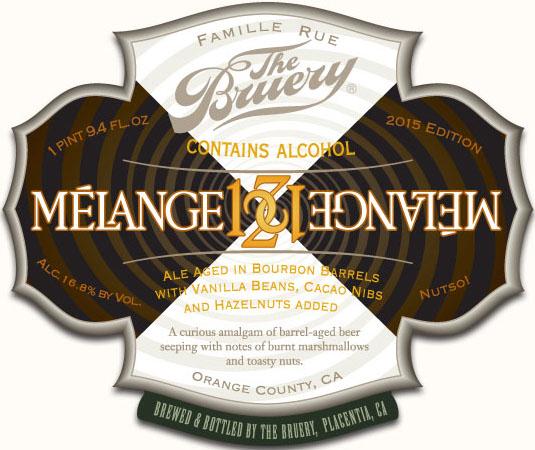 The Bruery Melange 12