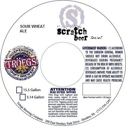 Troegs Sour Wheat
