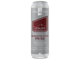 Upslope Manhattan Style Rye Ale