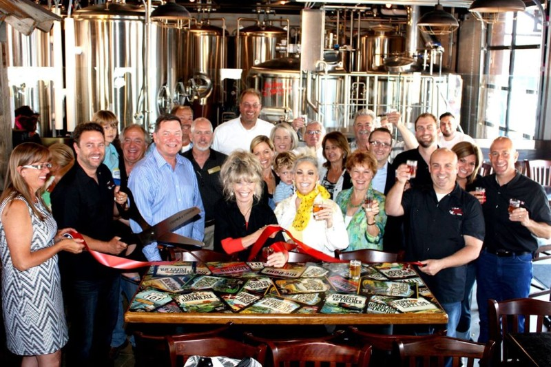 Figueroa Mountain Brewing - Arroyo Grande Ribbon Cutting