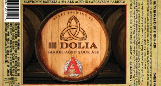 Avery Brewing - III Dolia