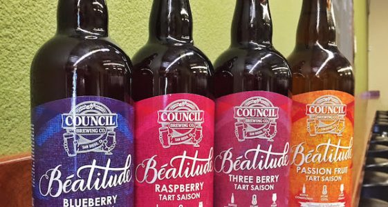 Council Brewing Beatitidue
