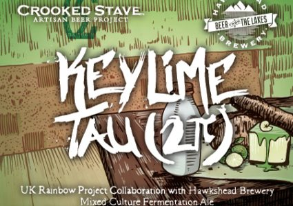 Crooked Stave Key Lime Tao