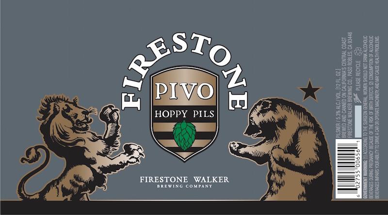 Firestone Walker Pivo Hoppy Pils