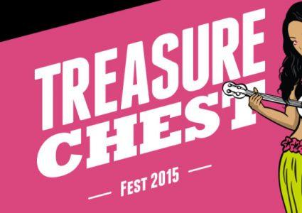 Green Flash Treasure Chest Fest 2015
