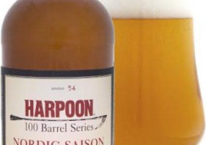 Harpoon Brewery - 100 Barrel Series Nordic Saison