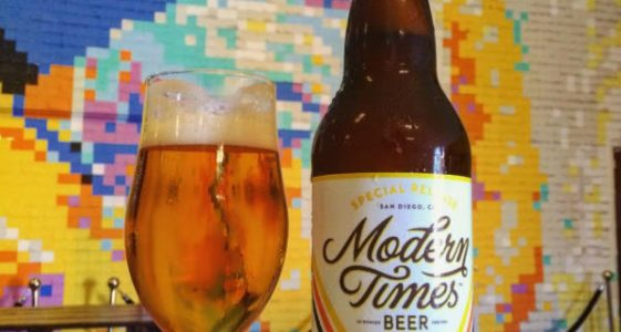 Modern Times - Fortunate Islands With Grapefruit Zest