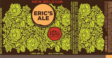 New Belgium Eric's Ale