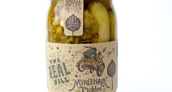 Odell Brewing Real Dill Myrcenary Pickles
