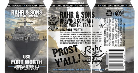 Rahr and Sons USS Fort Worth