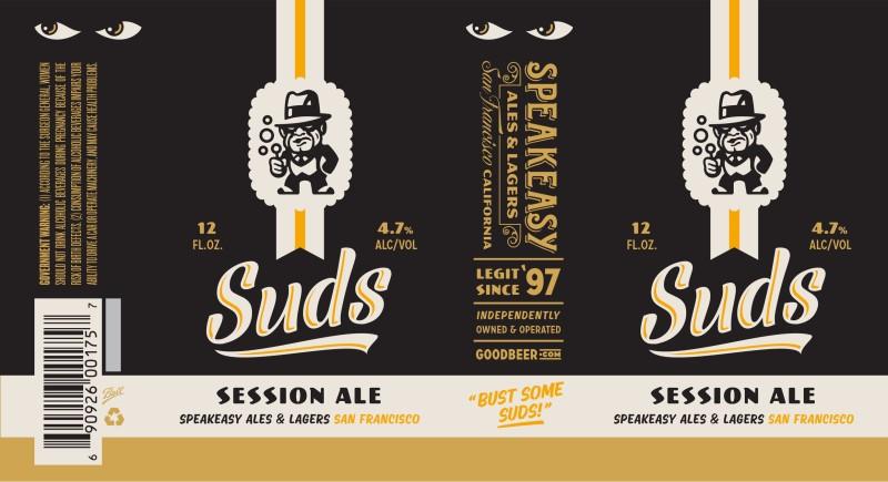 Speakeasy Suds Session Ale