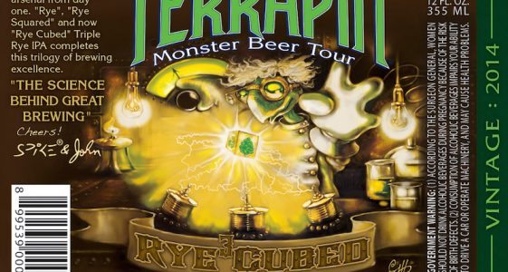 Terrapin Rye Cubed