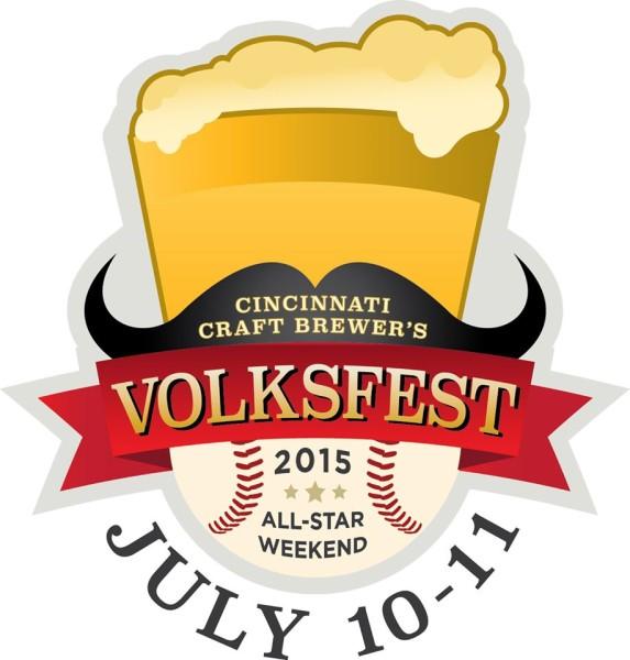 Cincinnati Craft Brewer's Volksfest 2015 • thefullpint.com
