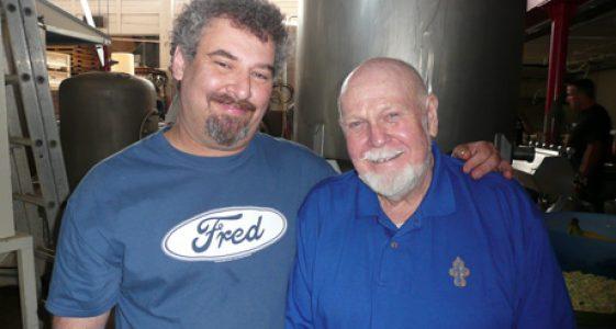 Alan Sprints and Fred Eckhardt