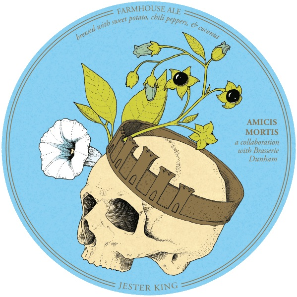 Jester King Amicis Mortis
