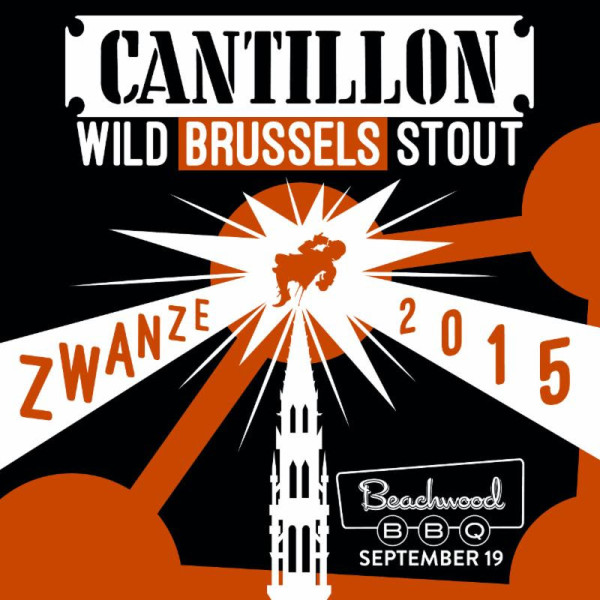 Cantillon Zwanze Day at Beachwood BBQ