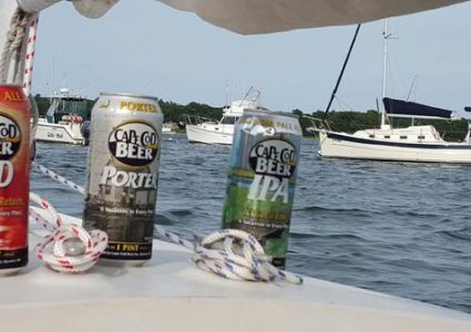 Cape Cod Beer Cans