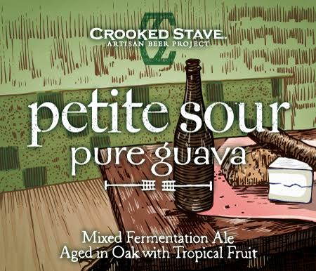 Crooked Stave - Petite Sour Pure Guava