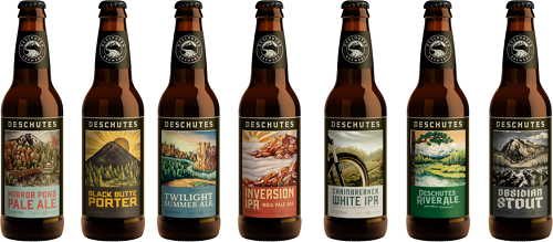 Deschutes Packaging 2015
