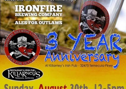 Ironfire Anniversary