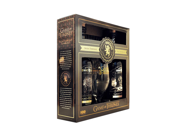 Ommegang Game of Thrones Pack
