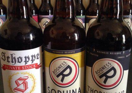 Rogness Brewing - Schoppe, Sophina & Thorhildur