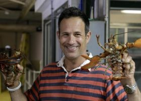 Sam Callagione Choc Lobster