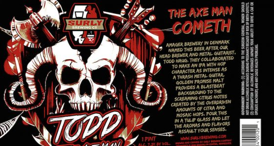Surly Todd the Axe Man