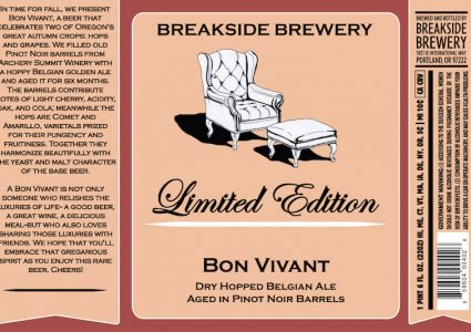 Breakside Bon Viviant