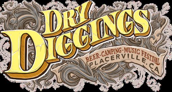 Dry Diggings Festival Logo