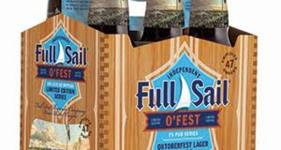 Full Sail Brewing - O'Fest Lager