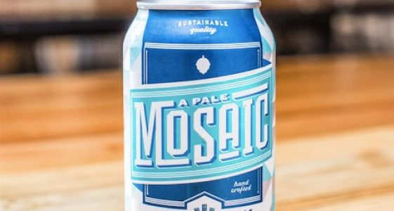 Hops & Grain - A Pale Mosaic (can)
