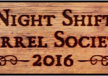 Night Shift Brewing 2016 Barrel Society